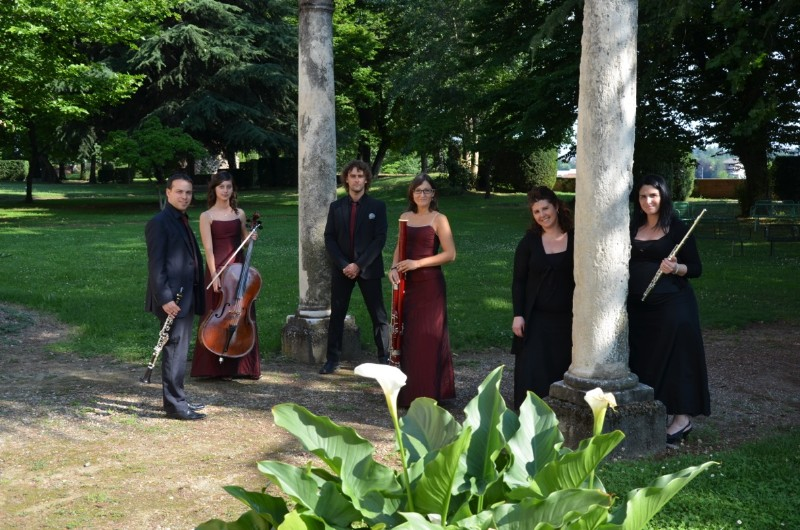 IL RIVER MUSIC ENSEMBLE IN CONCERTO